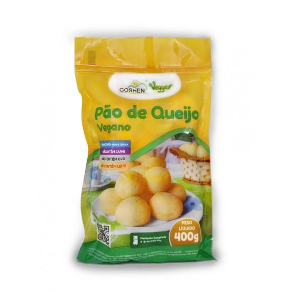 Pão de Queijo Vegano 400G - GOSHEN